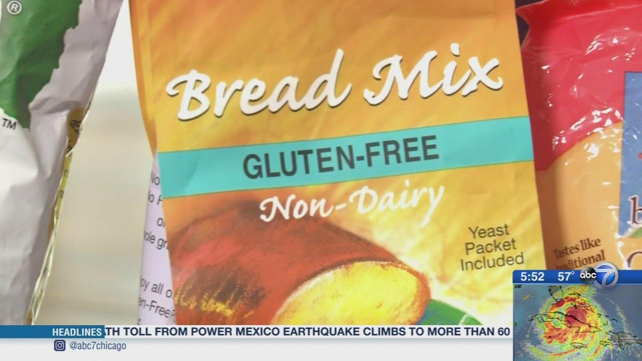 Experts dont recommend going gluten-free if you dont have celiac disease