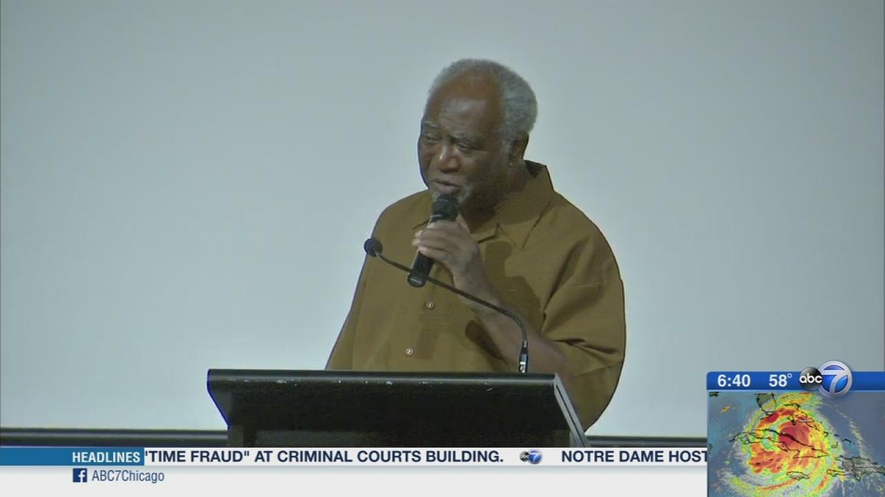 African-American Male Conference kicks off at UIC