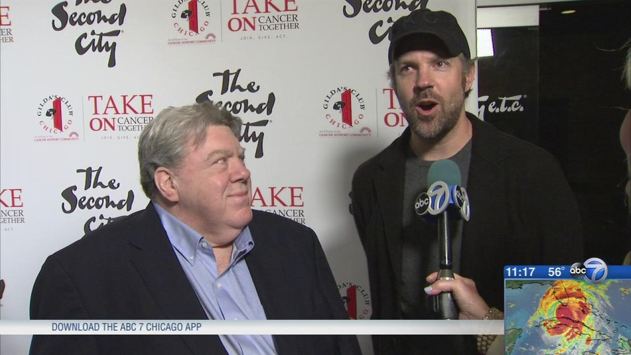 George Wendt of ?Cheers? gets roasted for charity