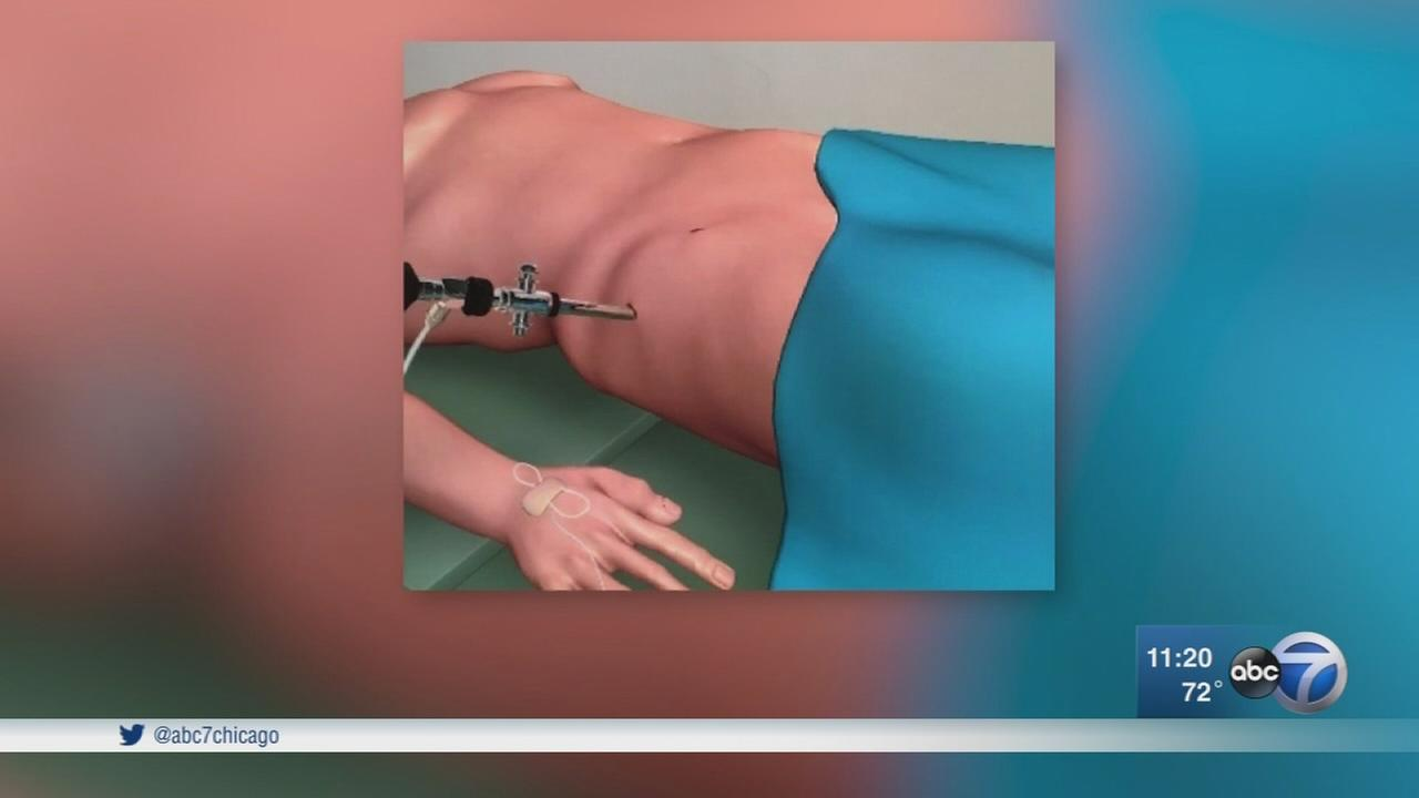 New procedure aims to ease hip pain