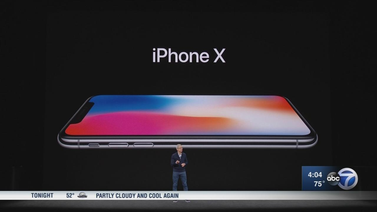 Apple unveils $999 iPhone X, loses home button