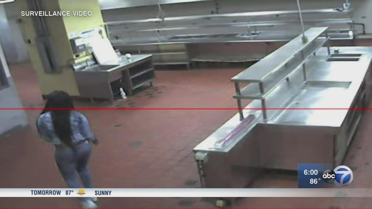 Surveillance video released in Kenneka Jenkins death