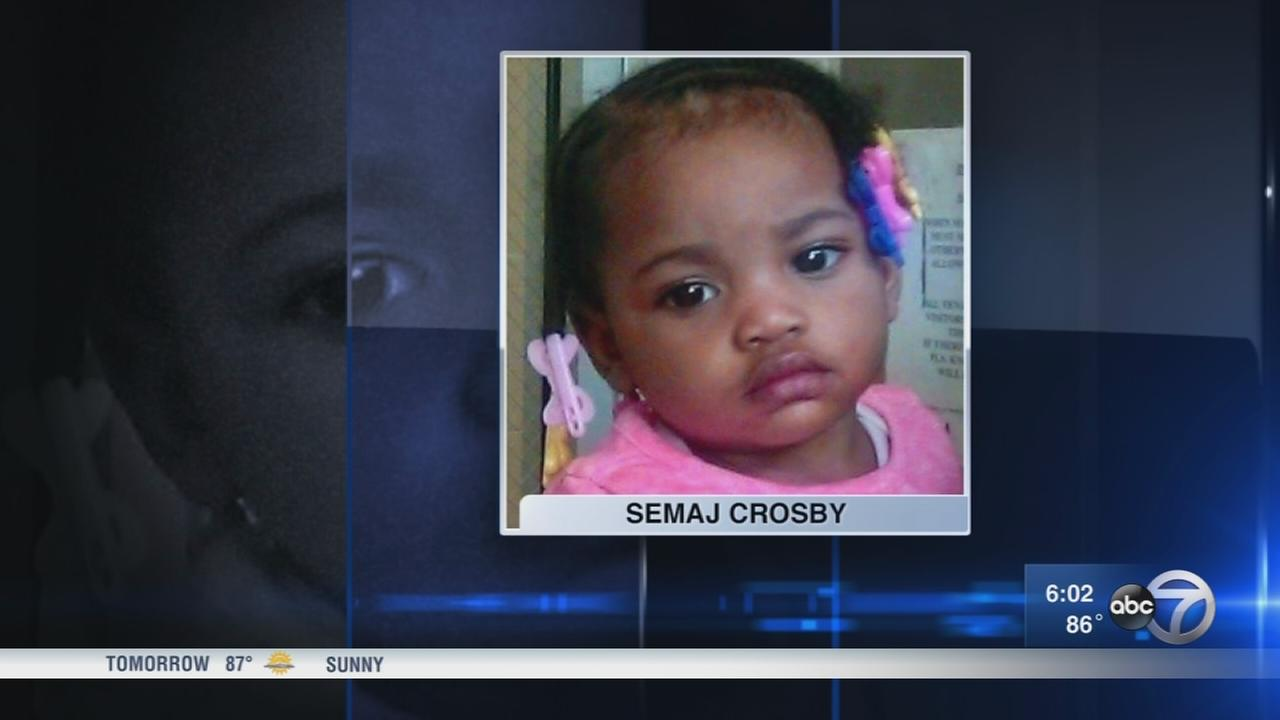 Death of Semaj Crosby ruled homicide, Will County coroner says