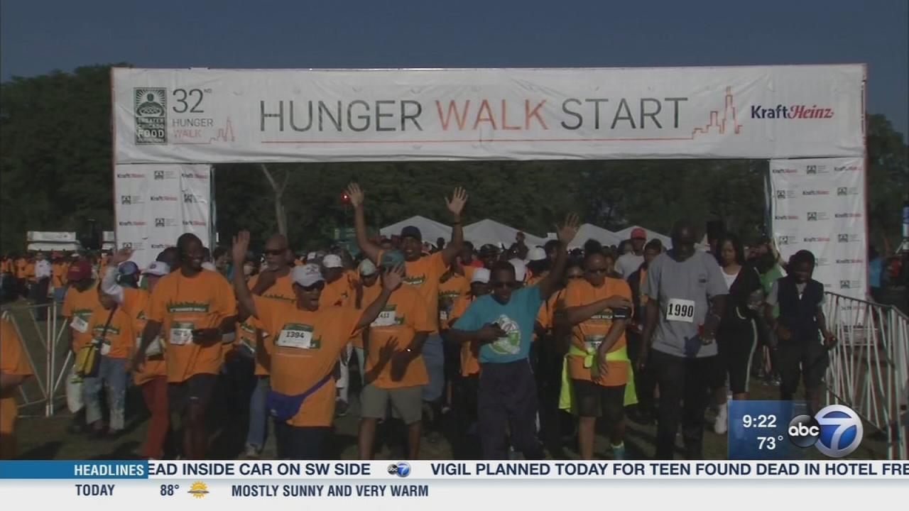 32nd Annual Hunger Walk