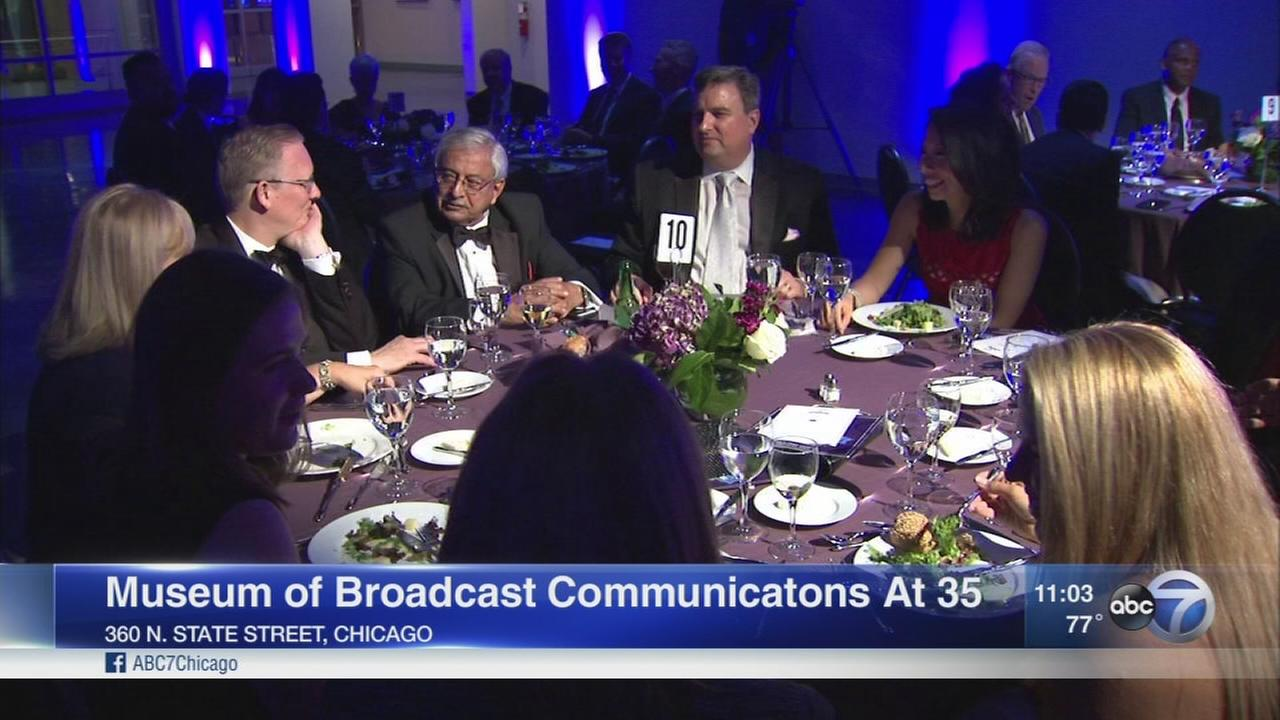Museum of Broadcast Communications celebrates 35 years