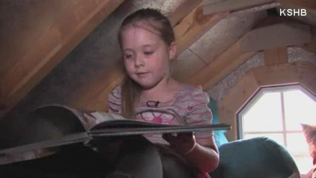 Mo. family fighting HOA to keep sick girl?s playhouse