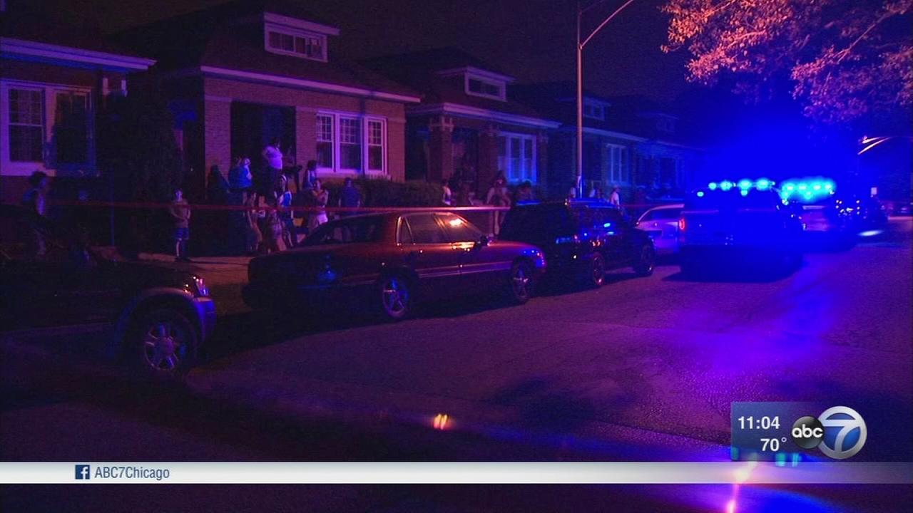 City marks 500th homicide after 10 killed over weekend