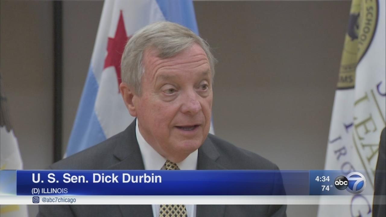 Durbin: Democrats close to deal on Dream Act