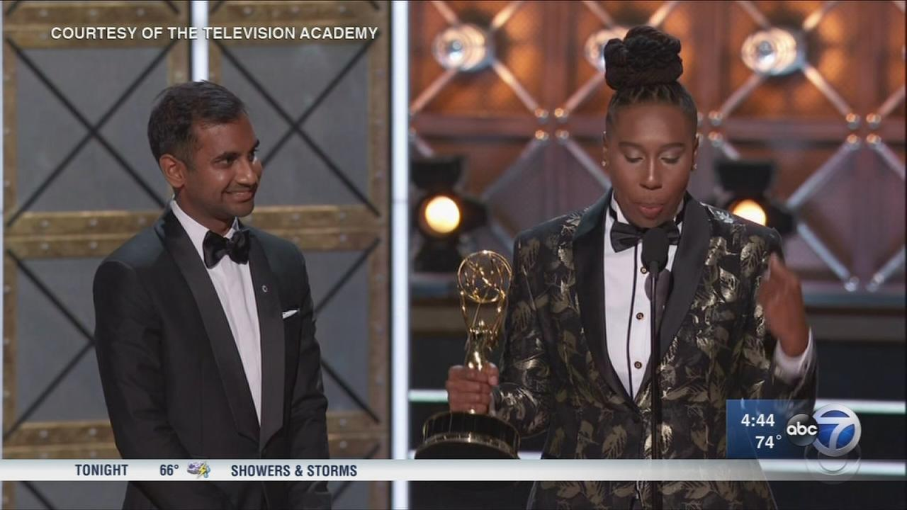 Chicagos Lena Waithe wins Emmy for Master of None