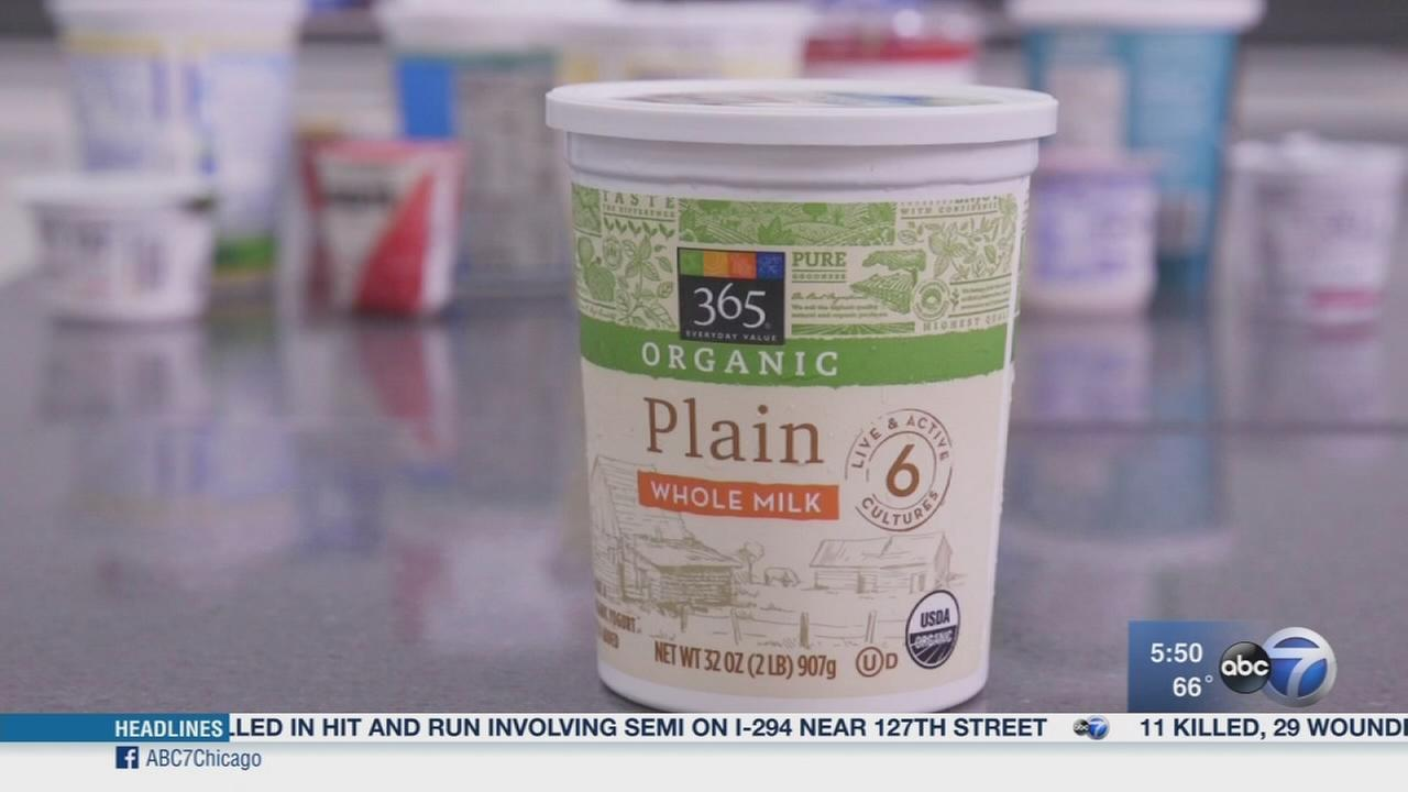 Consumer Reports: Tasty whole-milk yogurt
