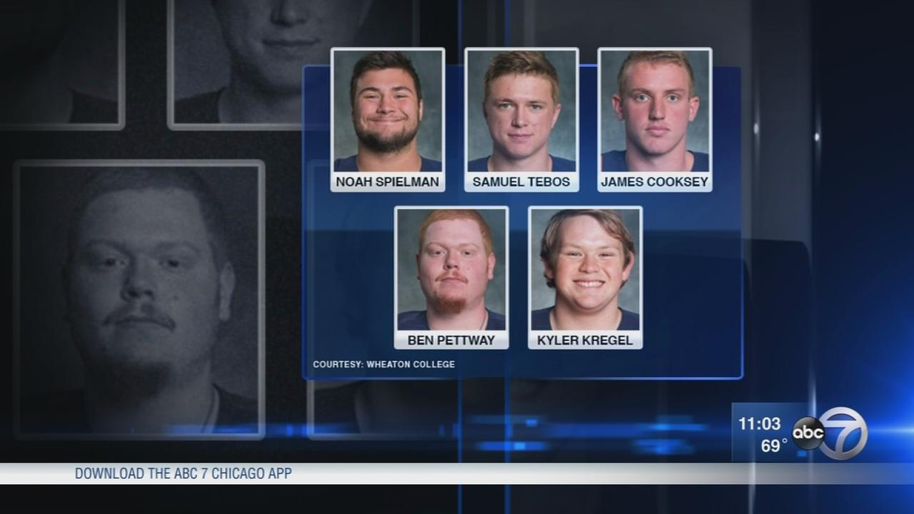 Wheaton College football players accused of hazing asked to turn selves in