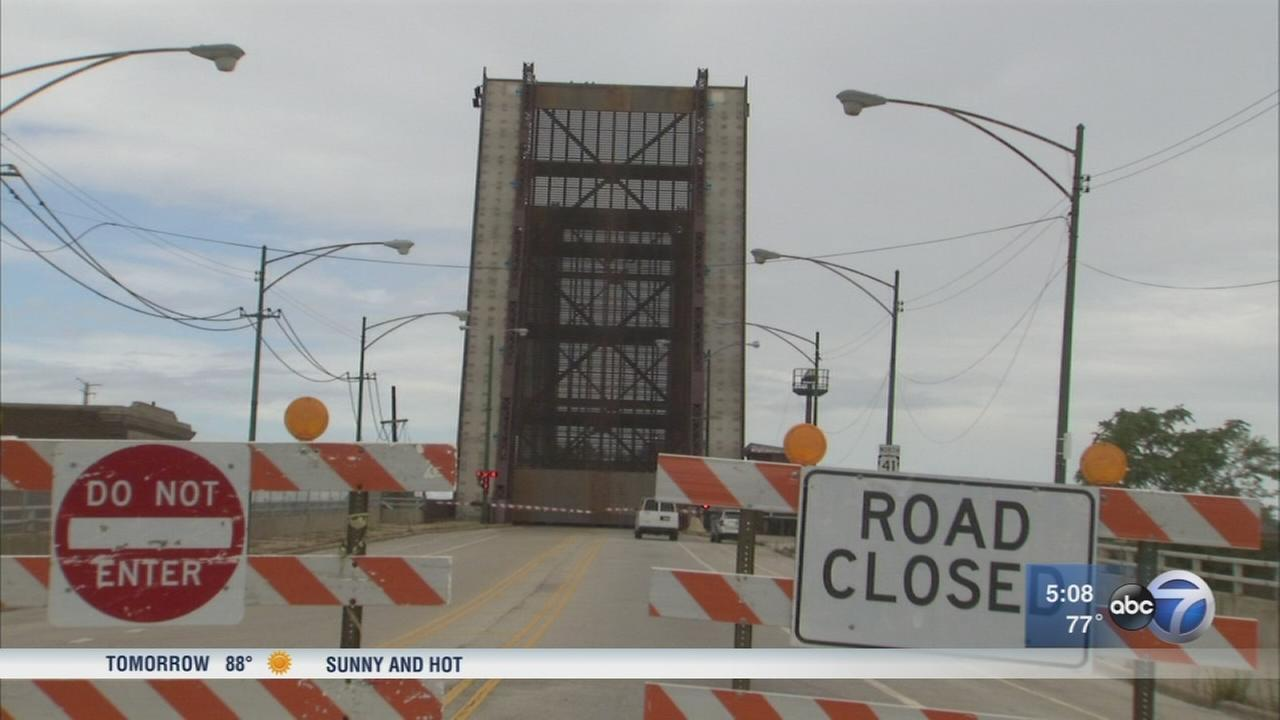 92nd Street Bridge closure frustrates nearby business owners
