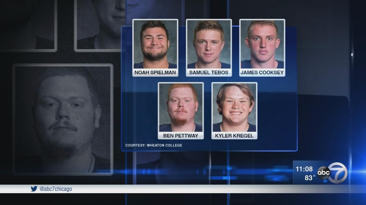 Report of 2nd Wheaton College hazing victim