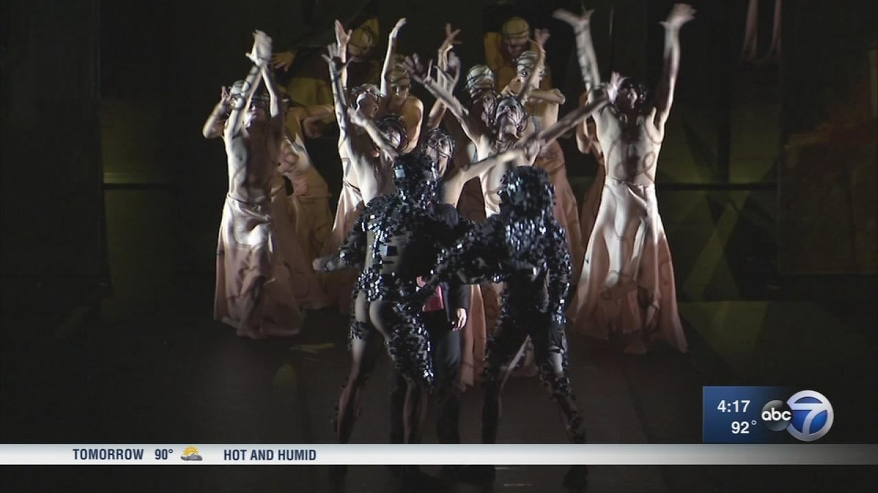 Lyric Opera, Joffrey Ballet team up for performances