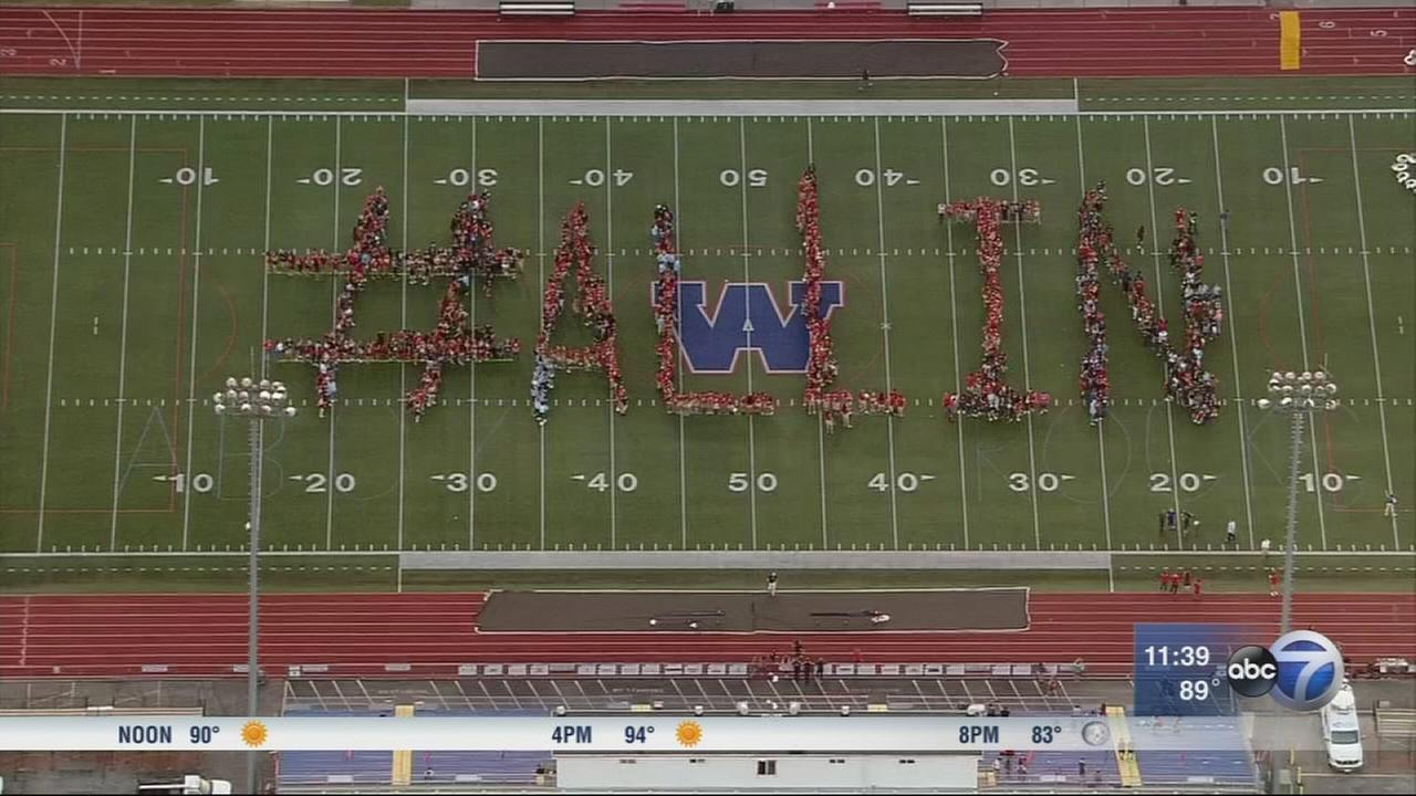 Friday Flyover: West Aurora High School