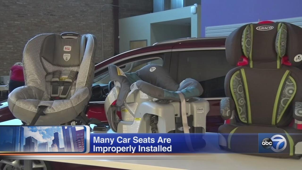 idot holding free car seat safety check events saturday. Black Bedroom Furniture Sets. Home Design Ideas