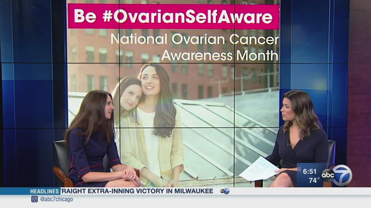 Become self-aware during National Ovarian Cancer Awareness Month