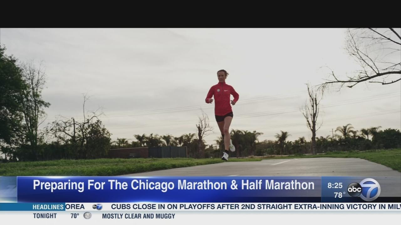 Preparing for the Chicago Half-Marathon