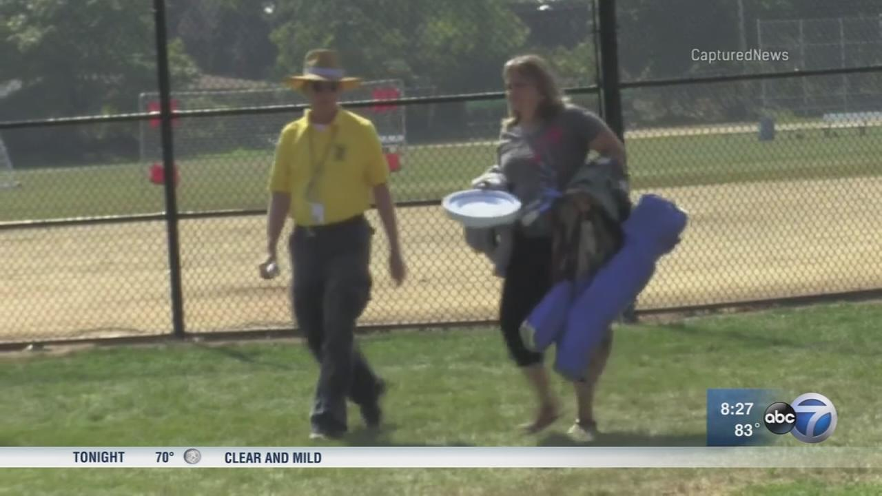 9 treated for heat-related issues in Waukegan