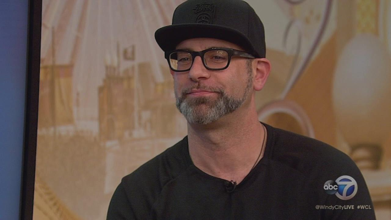 Poet/activist Kevin Coval talks about latest book