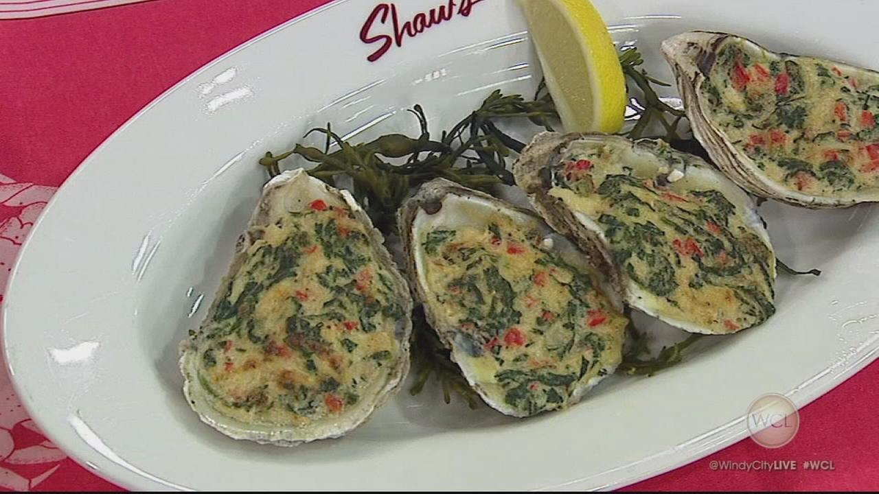 Shaws Crab House hosts Oyster Festival