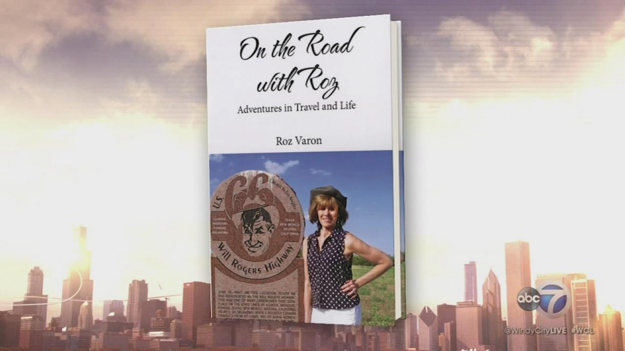 Roz Varon stops by to talk about her new book