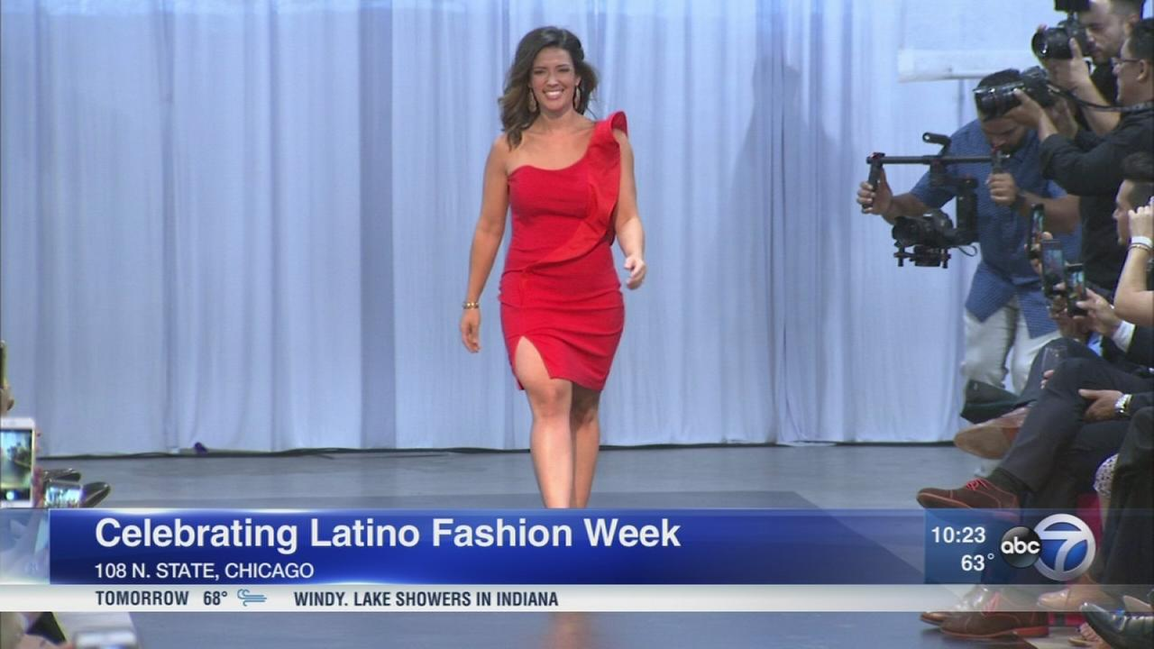 Latino Fashion Week kickoff features Chicago area designers