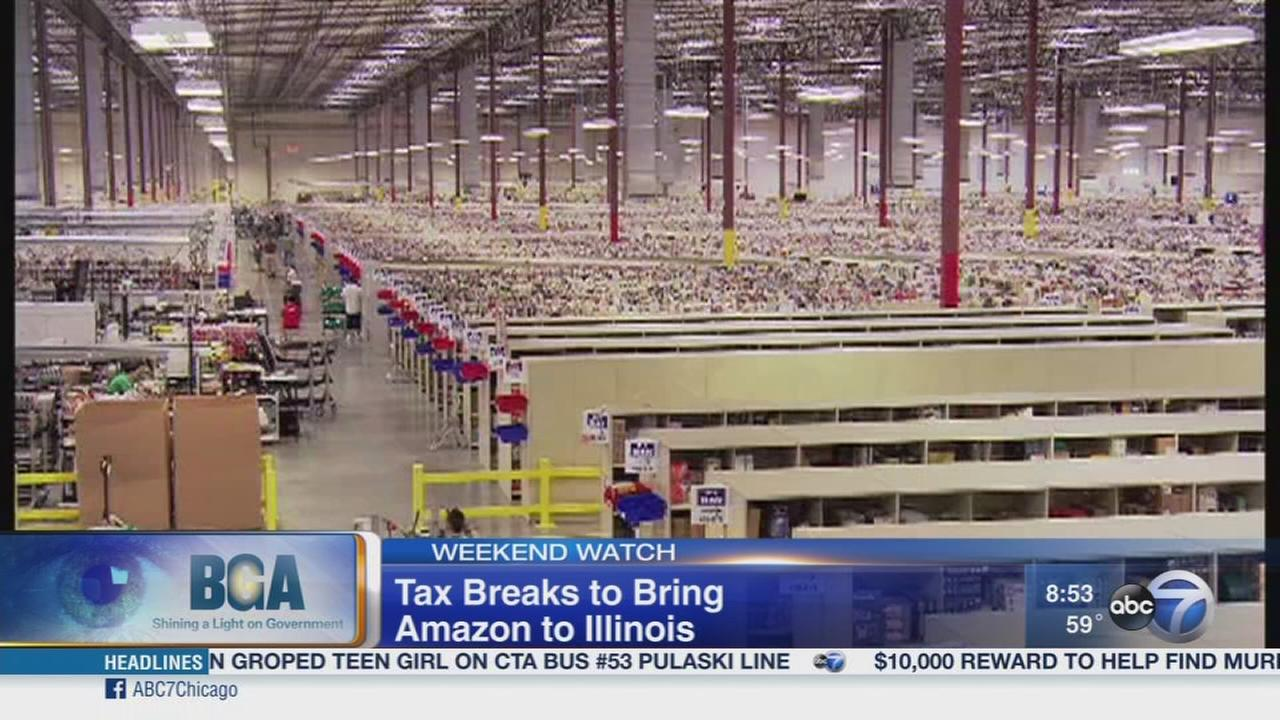 Weekend Watch: The push to bring Amazon to Chicago