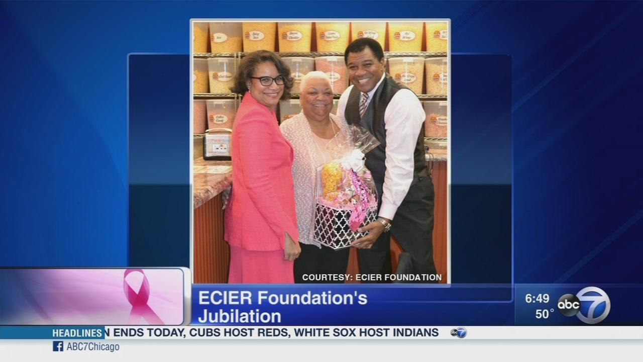 Jubilation for cancer survivors