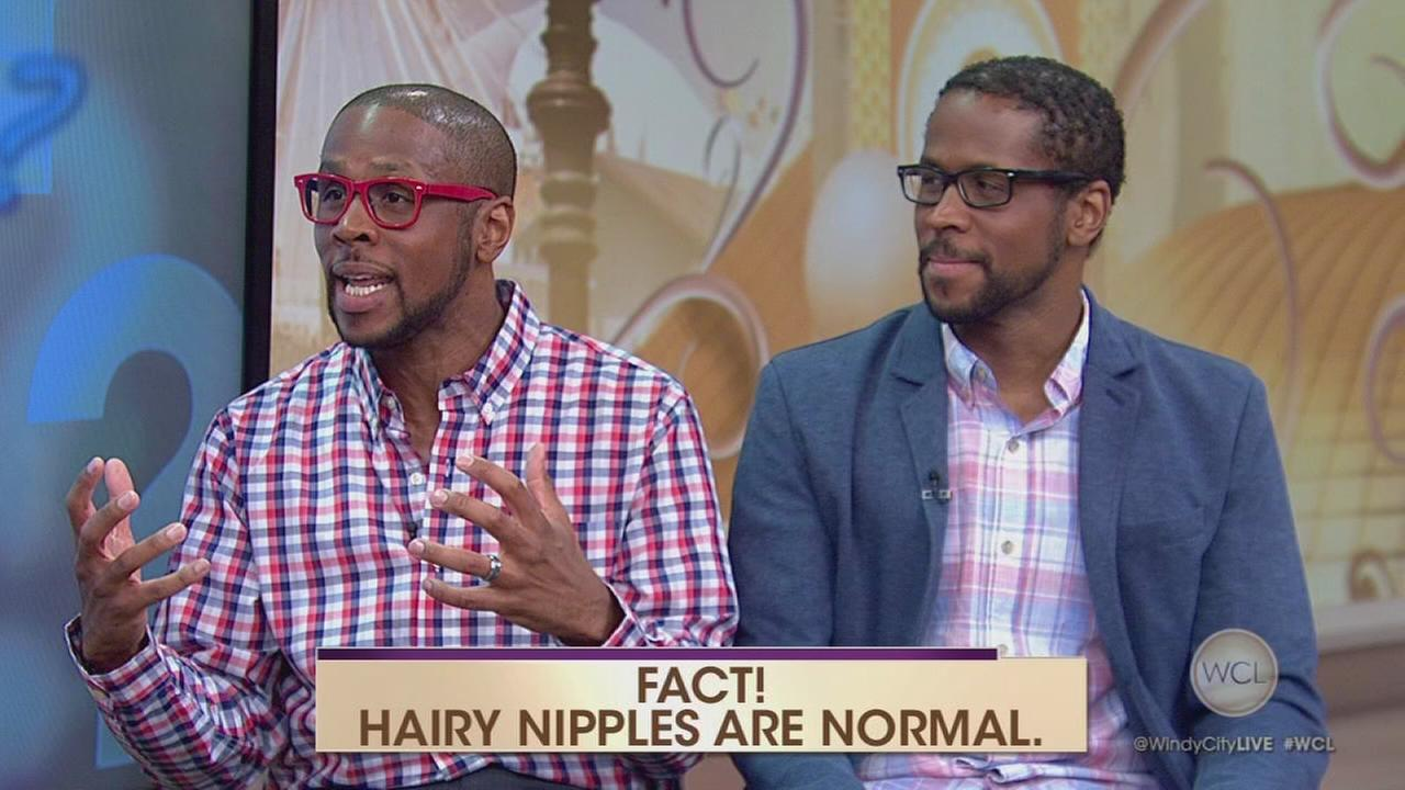 Twin doctors talk about womens health