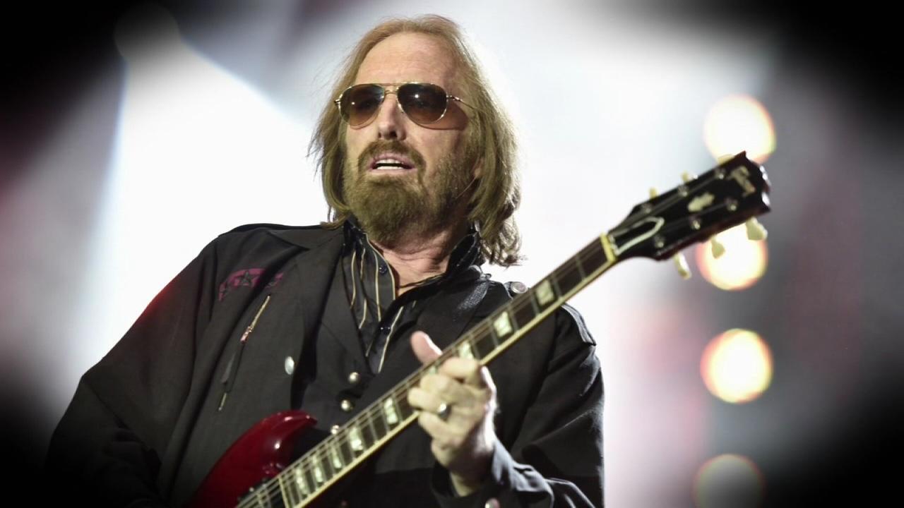 Tom Petty dead at 66