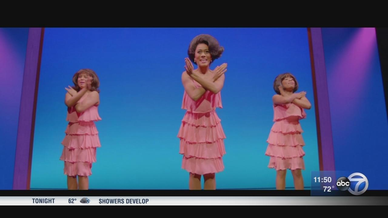 Motown the Musical runs in Chicago through Sunday