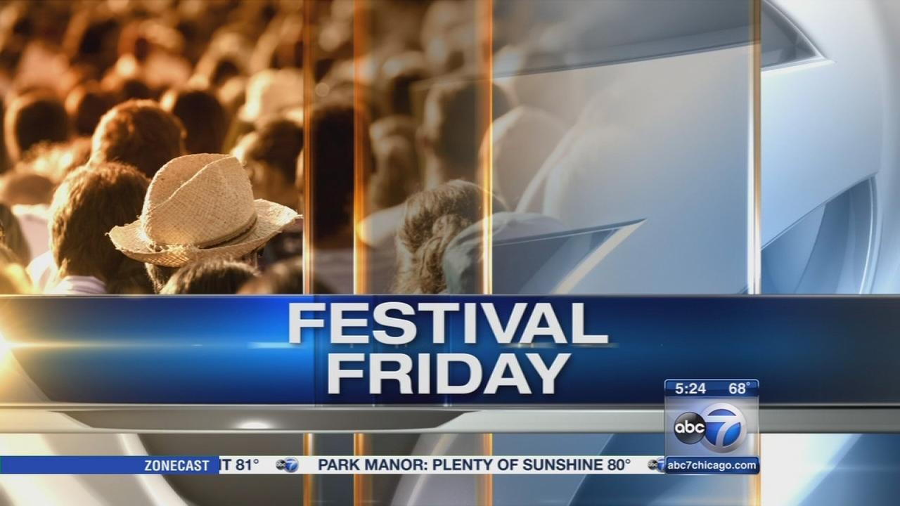Festival Friday 8-8-14