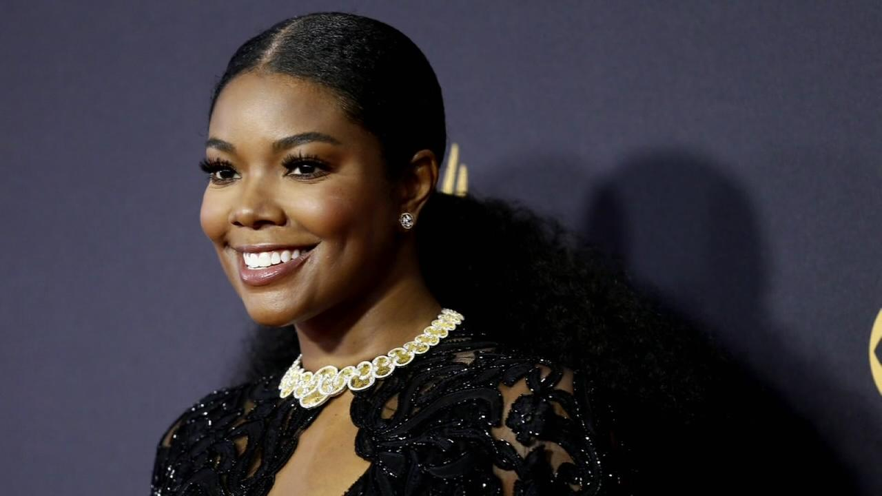 Gabrielle Union reveals infertility struggle