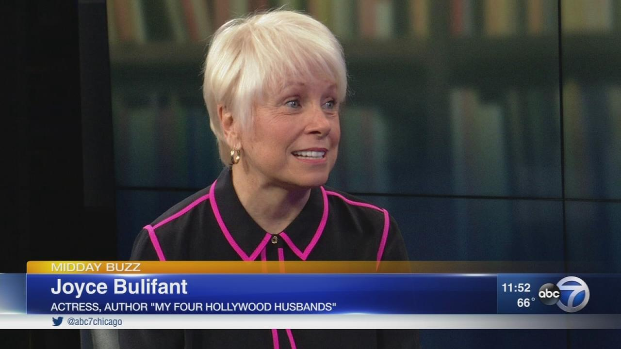 Actress, author Joyce Bulifant talks new memoir, dsylexia