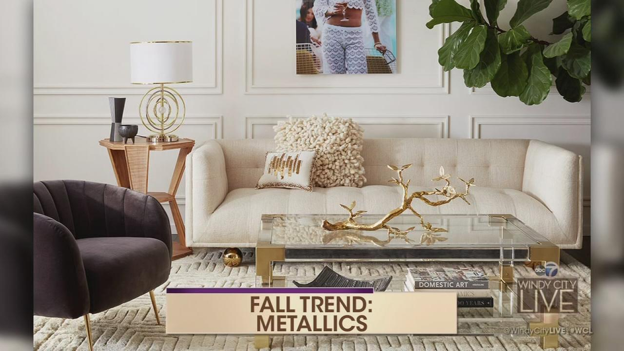 Celebrity designer Jonathan Adler talks fall trends