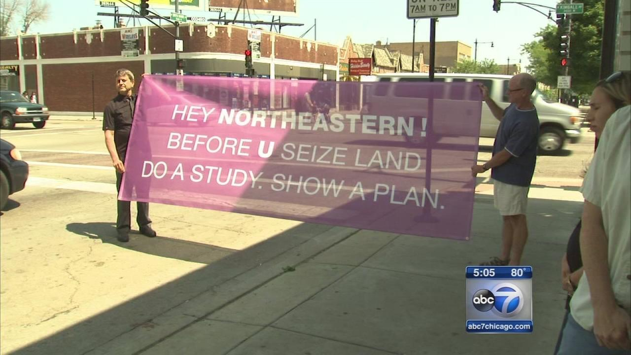 NEIU using eminent domain to force neighbors out