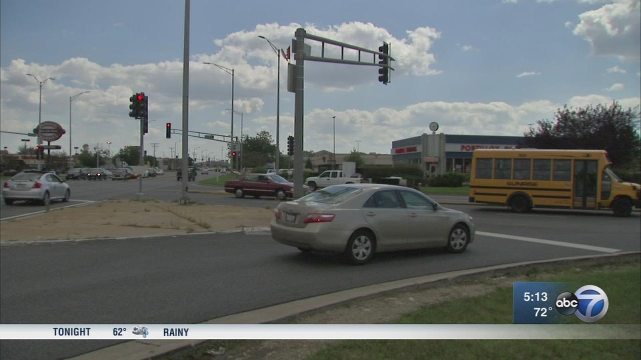Class action lawsuit filed over Crestwood red light camera