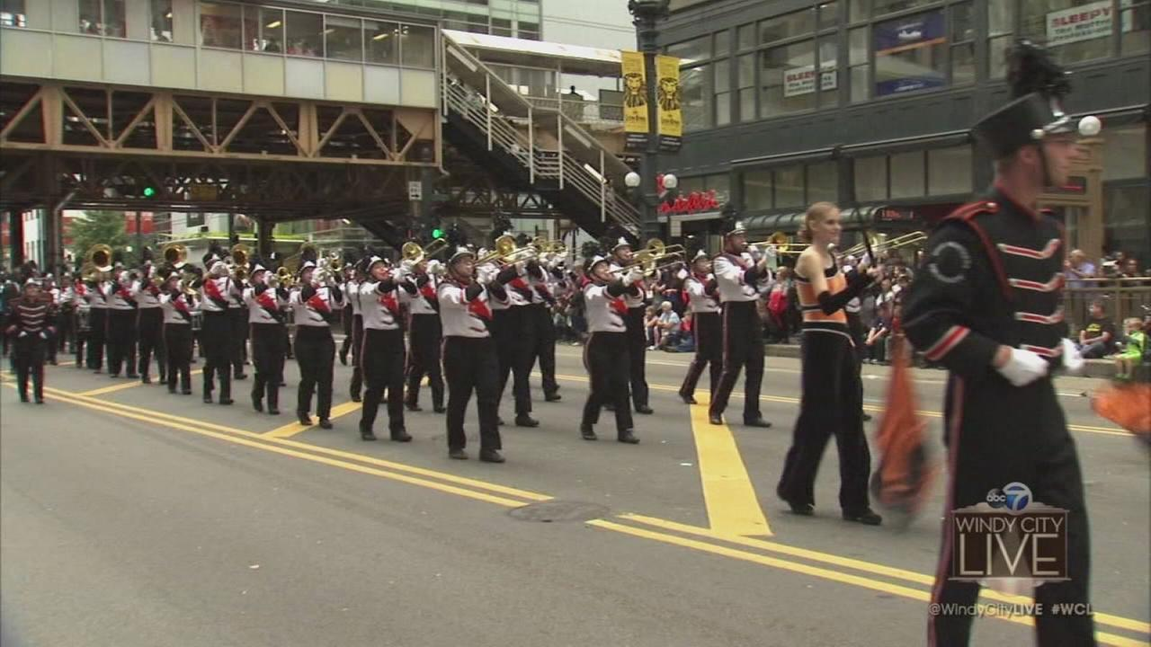 Columbus Day Parade will be LIVE on ABC 7 Monday