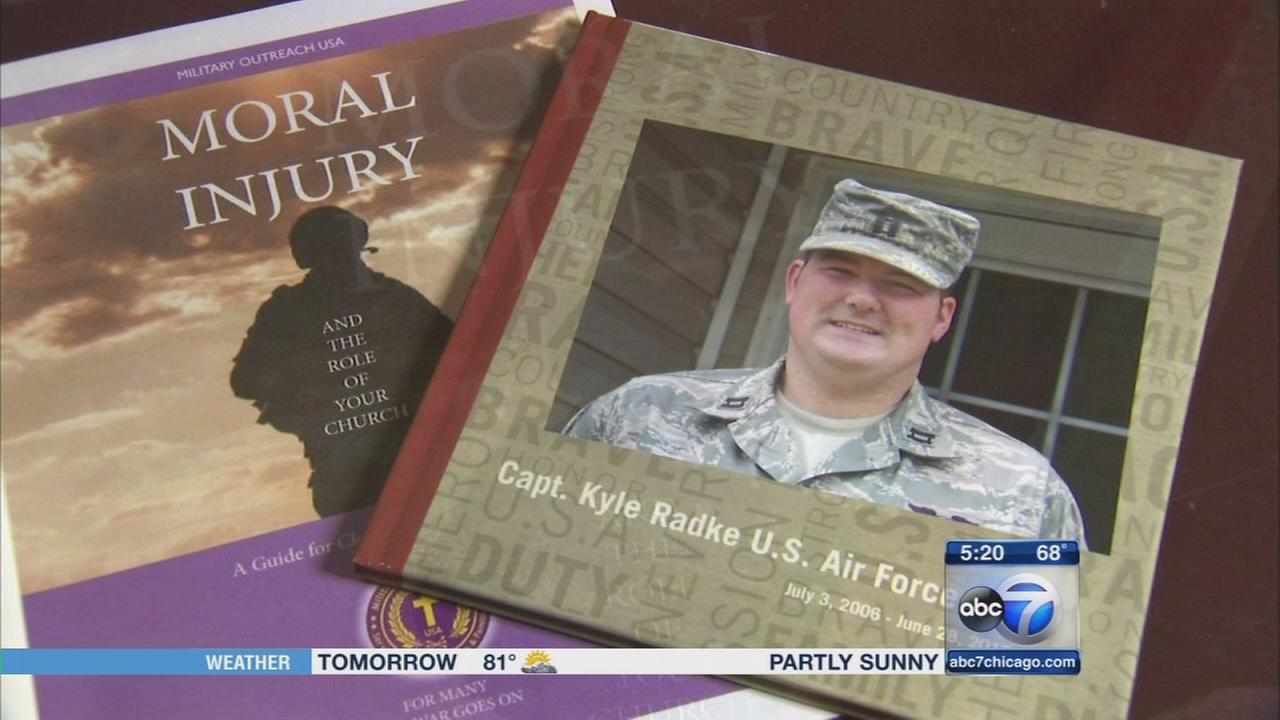 Advocates help veterans with Moral Injury