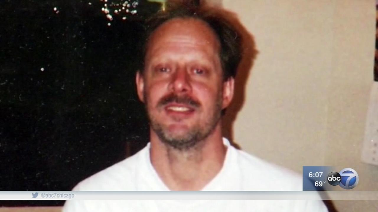 Las Vegas gunman left cryptic numeric note in room