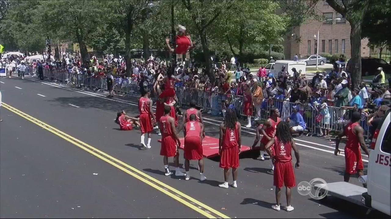 The Bud Billiken Parade