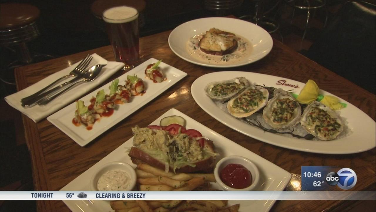 Shaws Oyster Fest offers both raw and cooked options