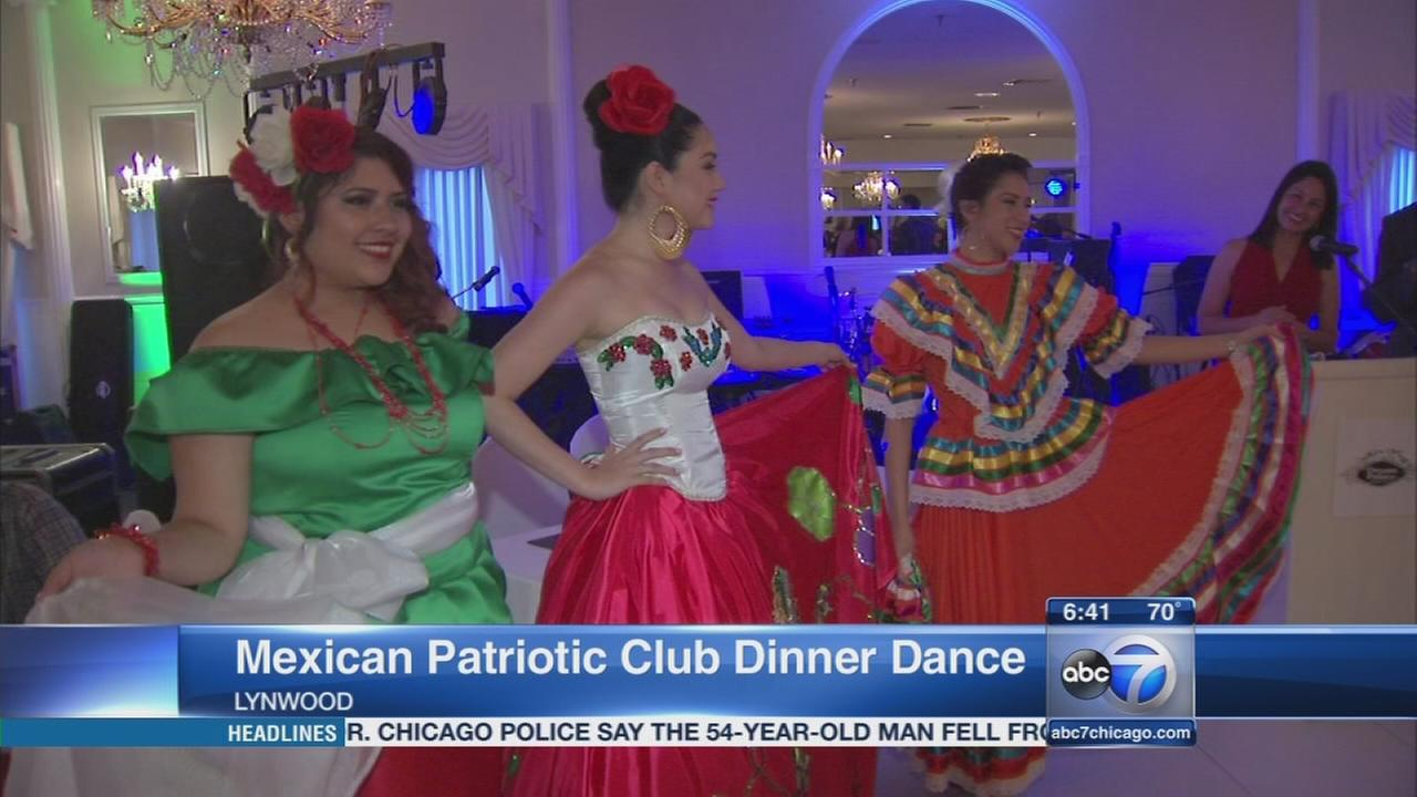 Mexican Patriotic Club holds annual dinner dance