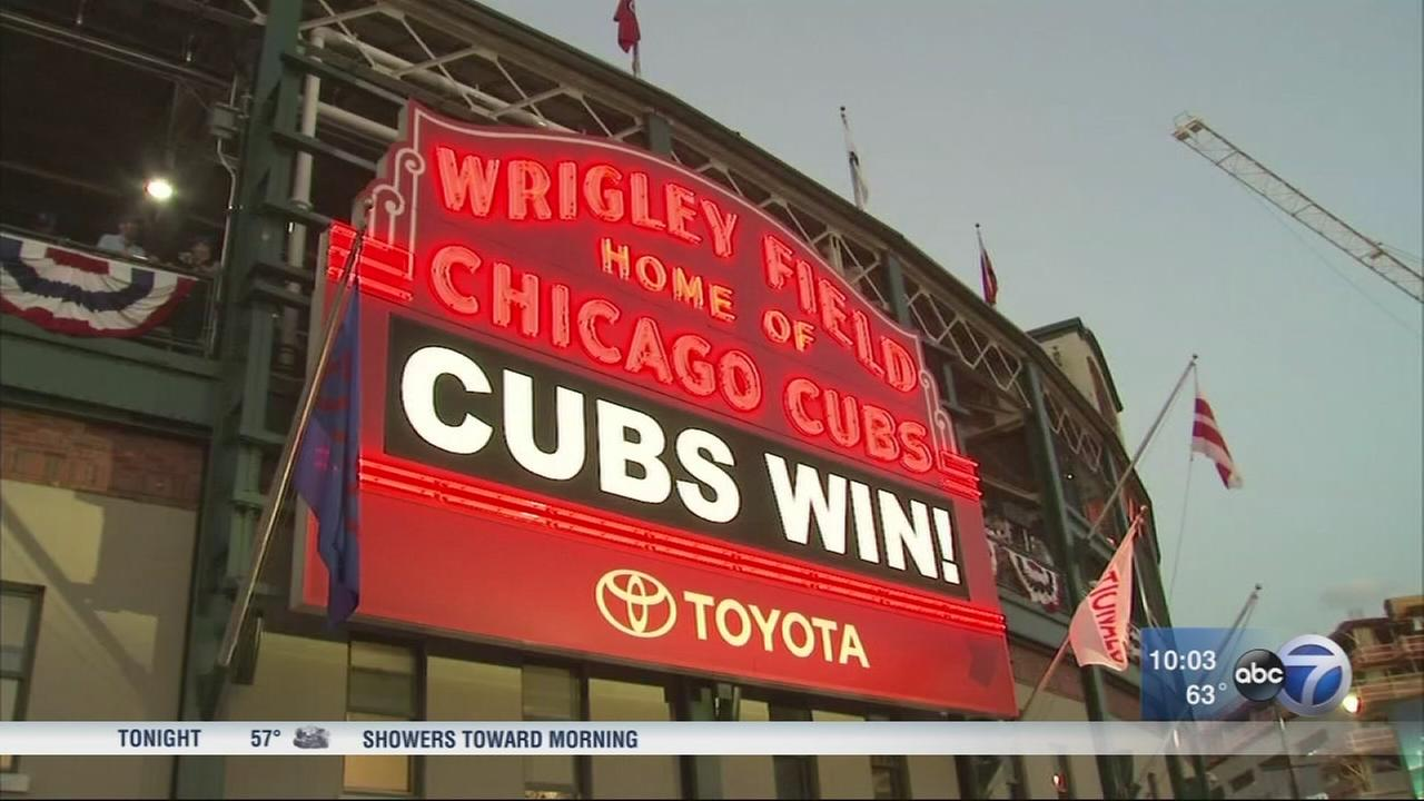 Cubs beat Nationals 2-1 in NLDS Game 3, lead series 2-1