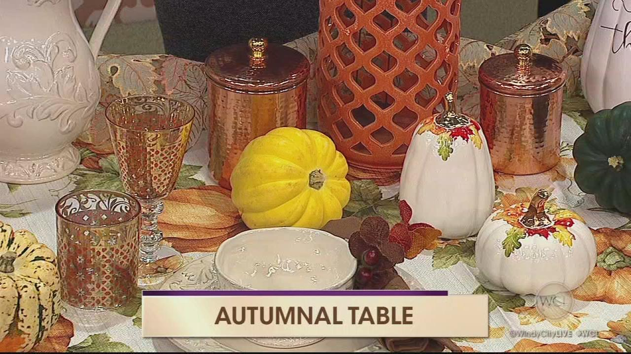 Latest trends in Halloween and autumn home decor