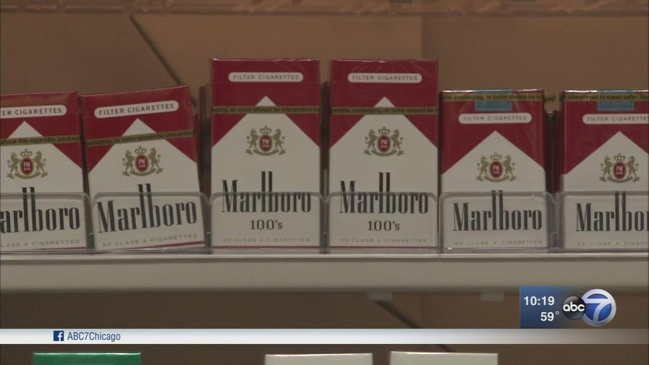 Elk Grove Village considers plan to stop all tobacco sales