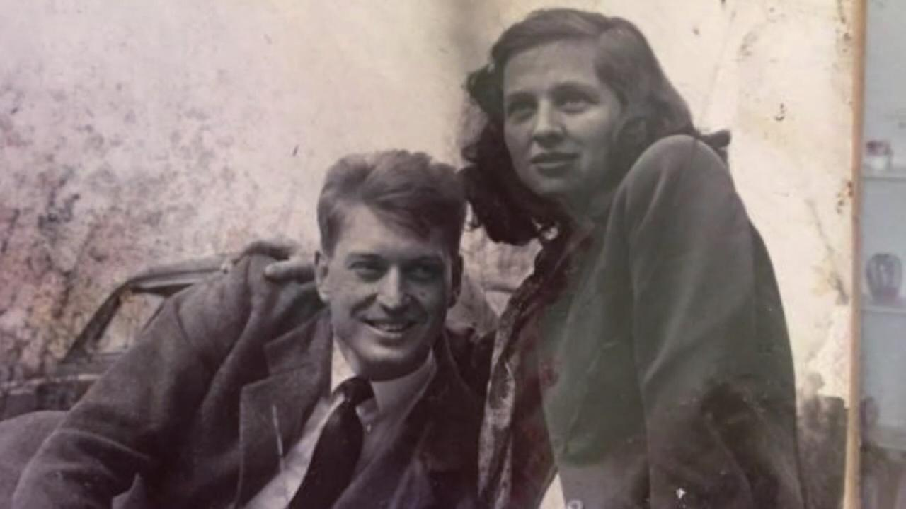 Deadly wildfire victims include couple wed 75 years