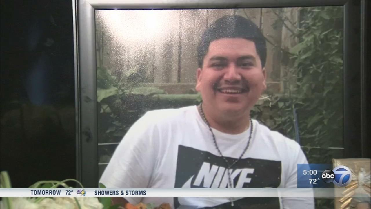 Family hearbroken after youngest son killed in Tinley Park