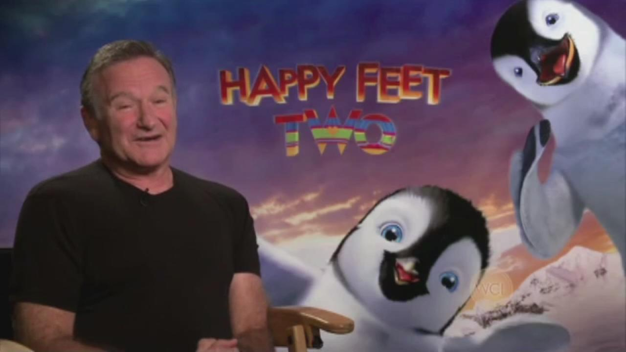 Robin Williams reminisces about Chicago